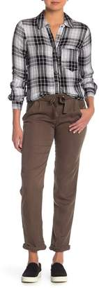 Tahari Drawstring Waist Pants