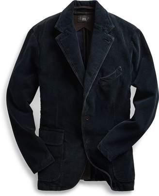 Ralph Lauren Indigo Corduroy Sport Coat