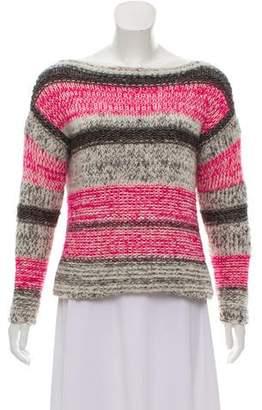 Etoile Isabel Marant Wool Rib Knit Sweater