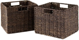 Winsome 2-pc. Granville Storage Basket Set - Small