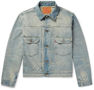 Levi's 1953 Type II Distressed Denim Jacket