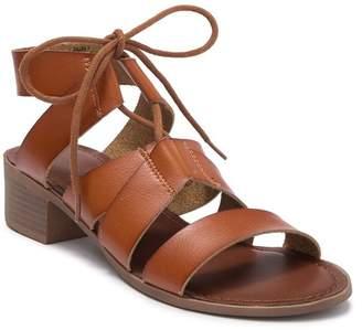 Rock & Candy Gillee Block Heel Sandal