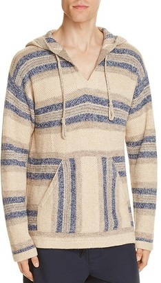 Outerknown Outerpost Pullover Baja Hoodie Sweater $295 thestylecure.com