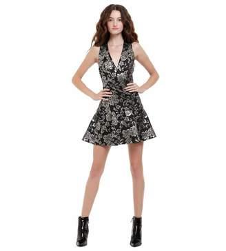 Alice + Olivia (アリス オリビア) - Marleen Fit Flare Dress