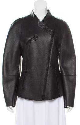 Proenza Schouler Leather Moto Jacket