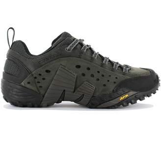 Merrell Men's Intercept Smooth Leather Sneaker 8.5 M