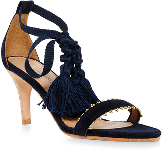 Ulla Johnson Danielle low heel $495 thestylecure.com