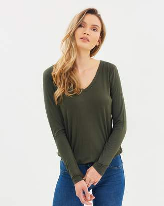 Cotton On Karly Long Sleeve Top