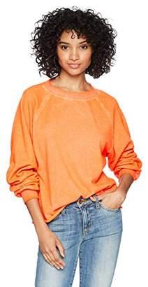 Pam & Gela Women's Cropped Sweatshirt