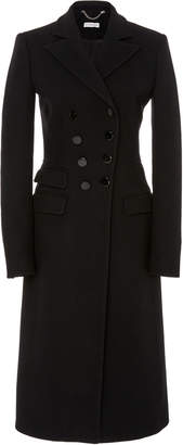 Altuzarra Annie Double Breasted Wool-Blend Coat
