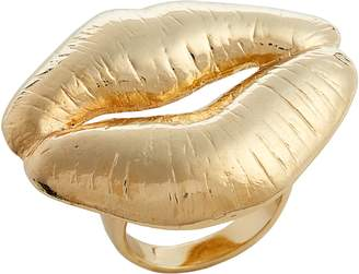 THE ACCESSORY JUNKIE Lips Ring