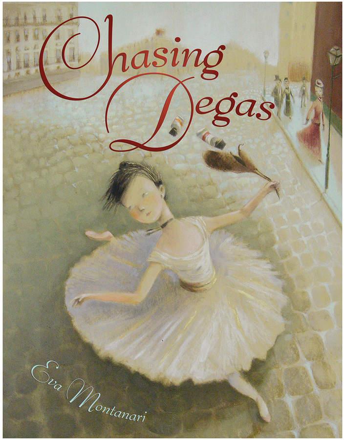 Chasing Degas (Hardcover)