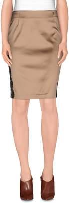 Galliano Knee length skirts