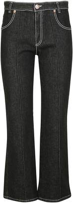 See by Chloe Cropped Jeans