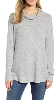 Caslon Off-Duty Cozy Ribbed Tunic
