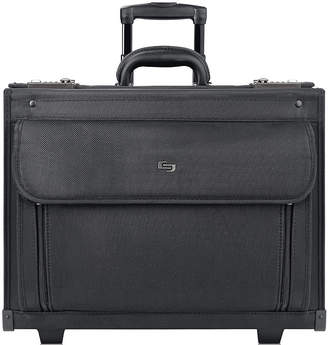 JCPenney Solo SOLO Classic 17.3 Rolling Catalog Case