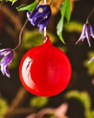 Christian Lacroix Bubblegum Glass Ball Ornament