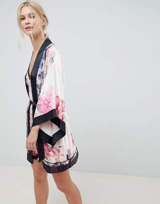 Ted Baker Painted Posey Kimono