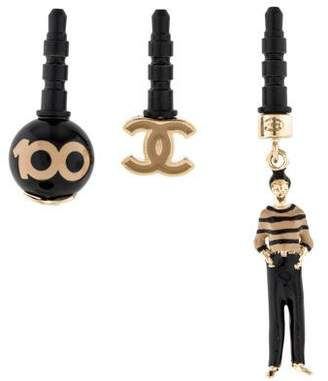 Chanel Phone Charm Set