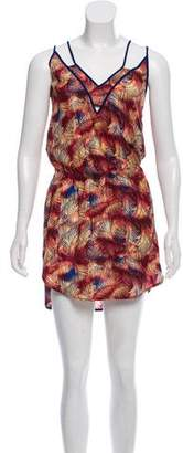 Sofia by Vix Printed Coverup Dress