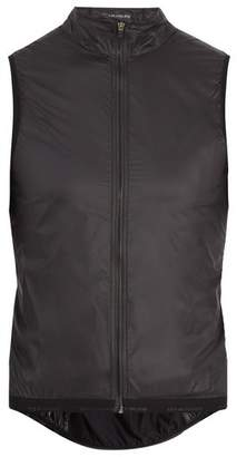 Cafe Du Cycliste - Dorothee Windproof Cycle Gilet - Mens - Black