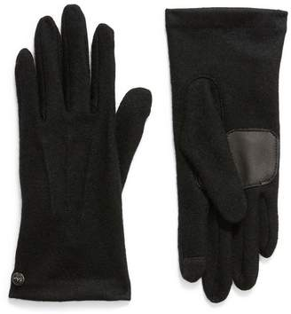 Echo Wool & Cashmere Blend Water Repellent Touchscreen Gloves