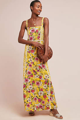 Anthropologie Farm Rio for Farm Rio Cantonal Maxi Dress