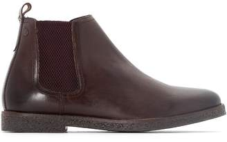 Base London Ferdinand Leather Chelsea Boots