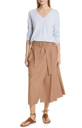 Vince Utility Midi Skirt