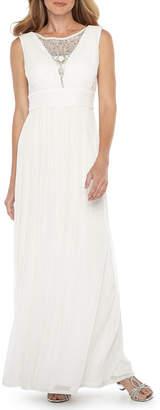 Oceanaut Melrose Sleeveless Evening Gown