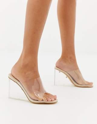 d16804f6033 Public Desire Beige Mules   Clogs for Women - ShopStyle UK