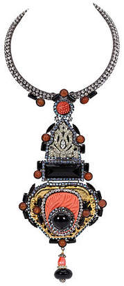 One Kings Lane Vintage Vrba Bib Necklace