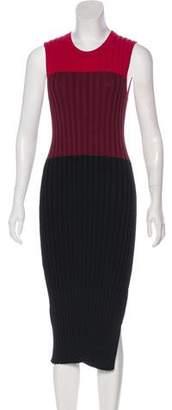 Altuzarra Midi Rib Knit Dress