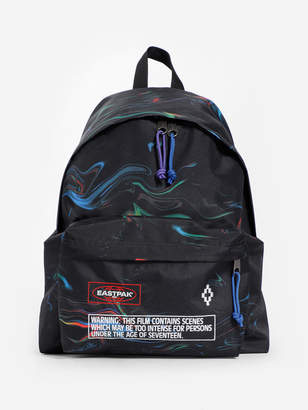 X EASTPAK MEN'S MULTICOLOR ALL OVER LIGHTS EASTPAK BACKPACK