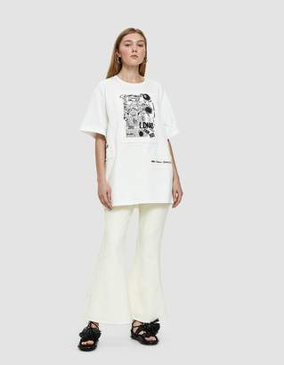 MM6 MAISON MARGIELA Patchwork Graffiti Tee