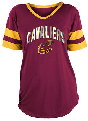 5th & Ocean Women Cleveland Cavaliers Mesh T-Shirt