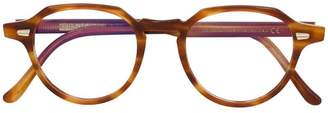 Cutler & Gross round frame glasses