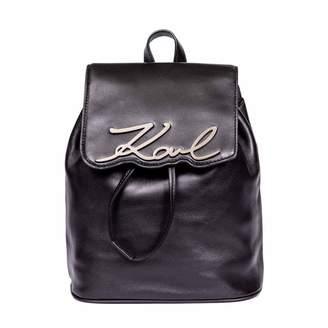 Karl Lagerfeld K/signature Backpack