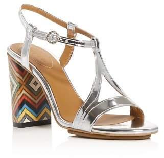 See by Chloe Women's Isida High Block-Heel Sandals