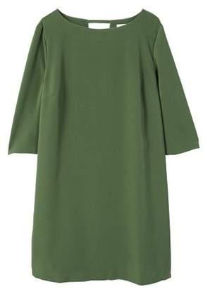 MANGO Flowy shift dress
