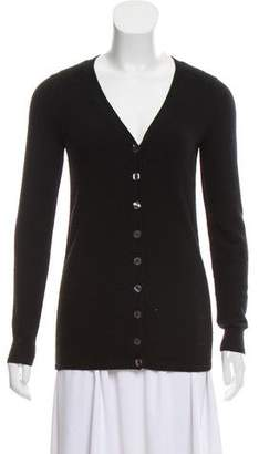 Dolce & Gabbana Long Sleeve Button-Up Cardigan