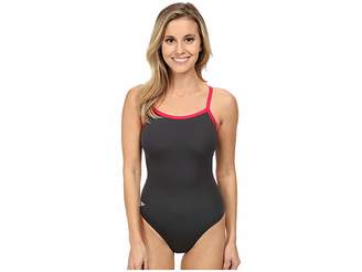 Speedo Endurance+ Solid Flyback Training Suit