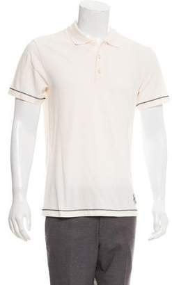 Marc Jacobs Pique Polo Shirt