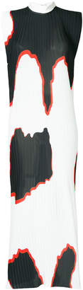 SOLACE London printed maxi dress