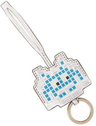 Anya Hindmarch Space Invader Key Chain