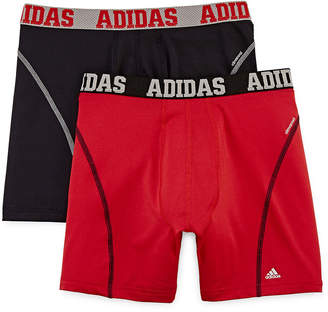 adidas 2-pk. Sport Performance Climacool Boxer Briefs
