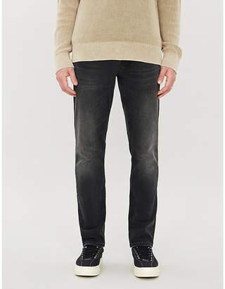 Nudie Jeans Grim Tim slim-fit straight jeans