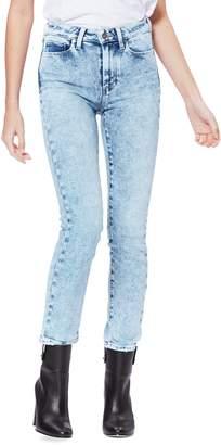 551739f2fa02c Paige Transcend Vintage - Hoxton High Waist Ankle Slim Jeans