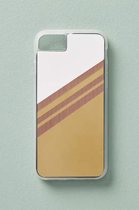 Anthropologie Neutral Stripes iPhone Case