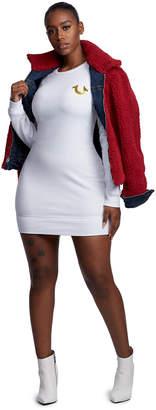 True Religion BUDDHA BRAND SWEATSHIRT DRESS